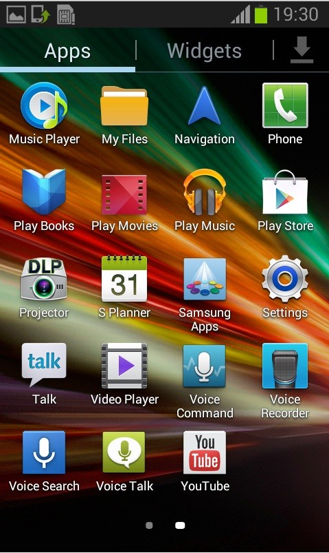 Install Android 4 1 2 XXAMF1 Jelly Bean Test Firmware on Galaxy Beam