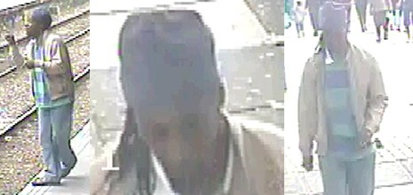 Police want to question this man in connection with the assault (BTP)