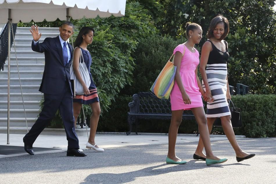Obamas Africa