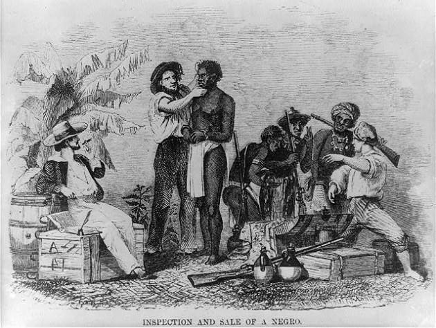 Obama slave Africa