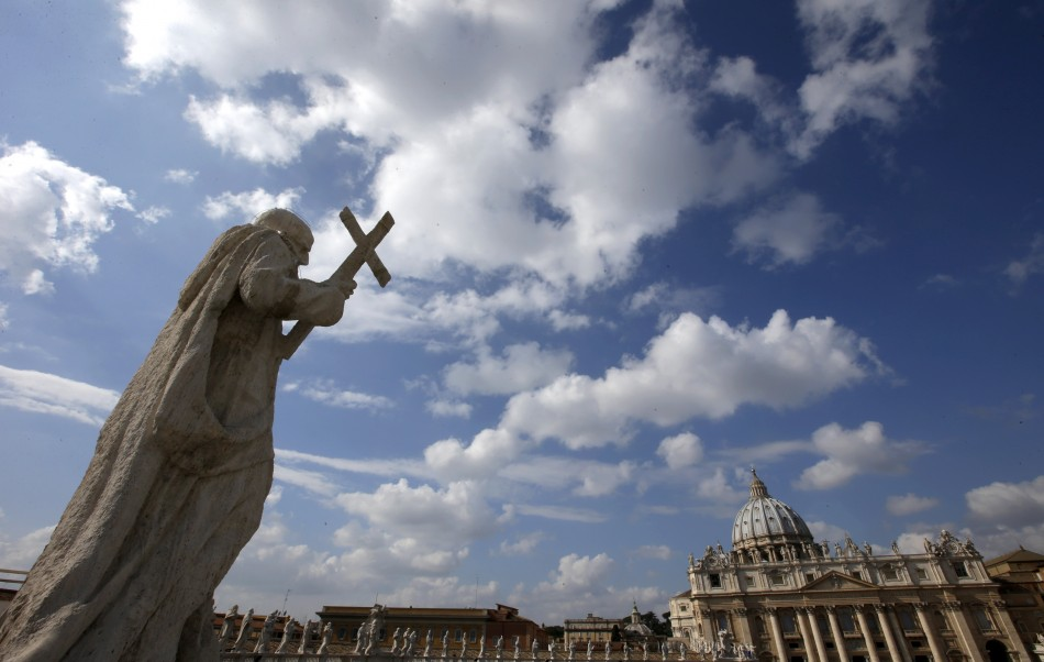 vatican paedophile Priest