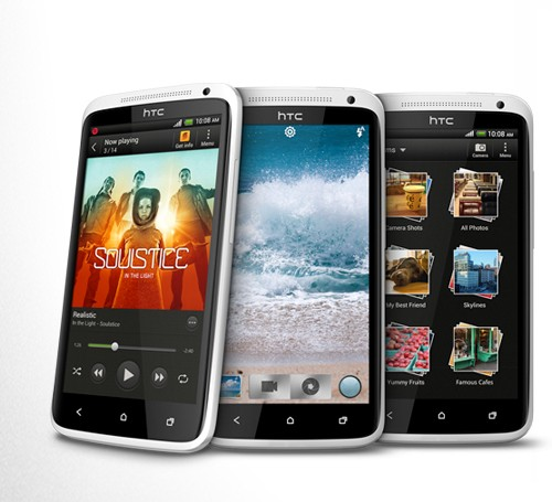 HTC One X (Courtesy: htc.com)