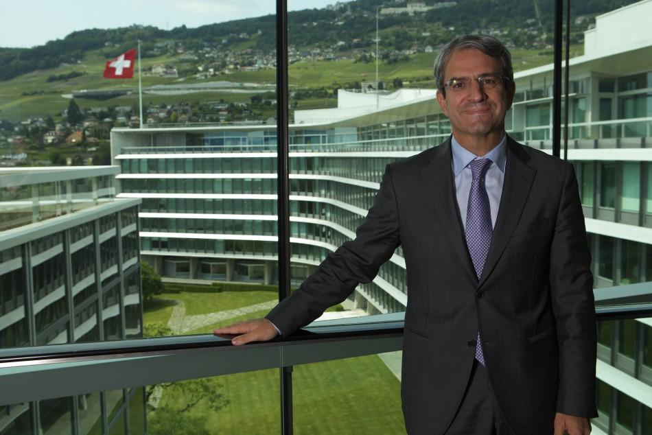 Laurent Freixe, Nestle's Europe boss (Reuters)