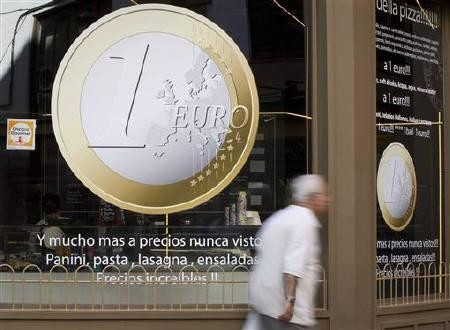 Eurozone recession may be inevitable
