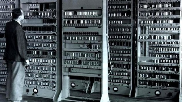 edsac computer replica
