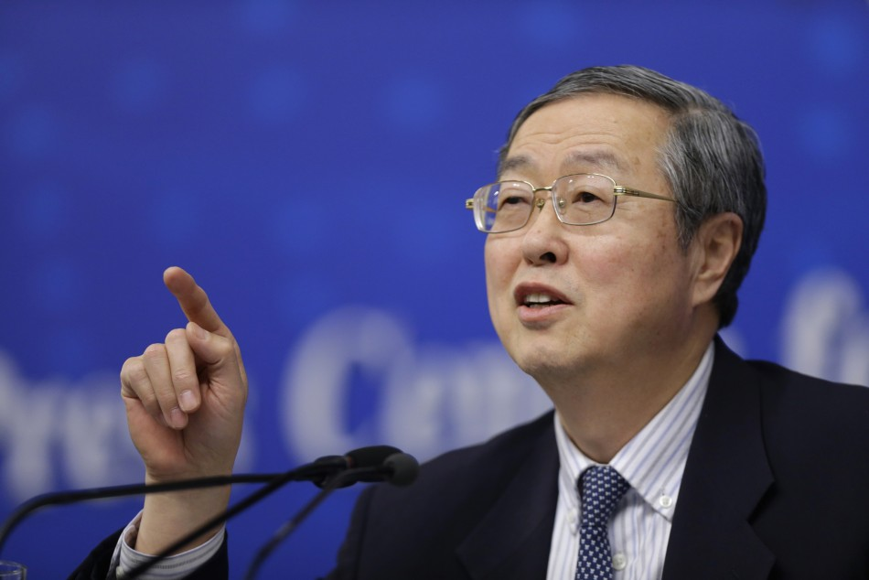 China will balance competing demands, Governor Zhou said on 28 June