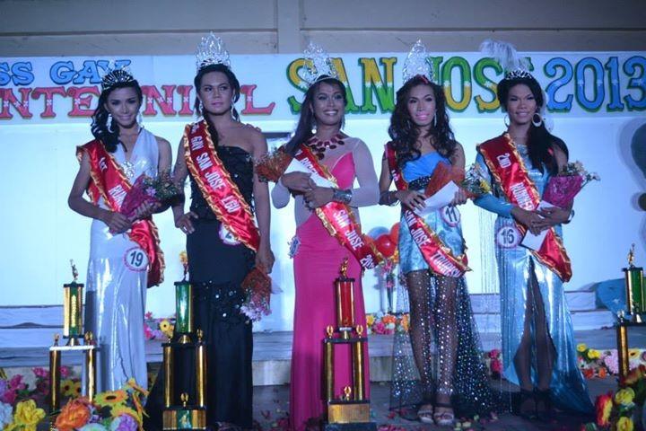 Miss Gay San Juan 2013