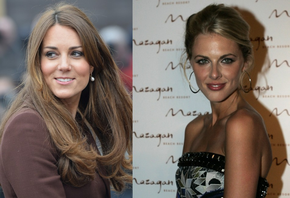 Kate Middleton Donna Air