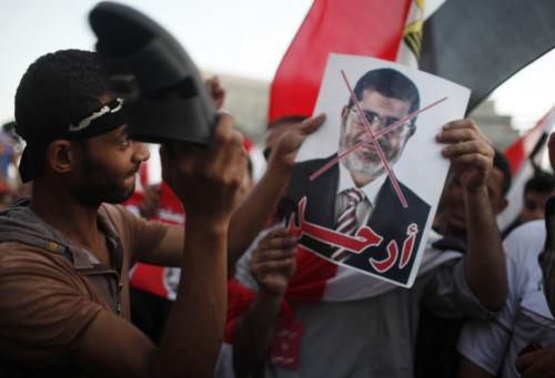 Egypt protests turn violent