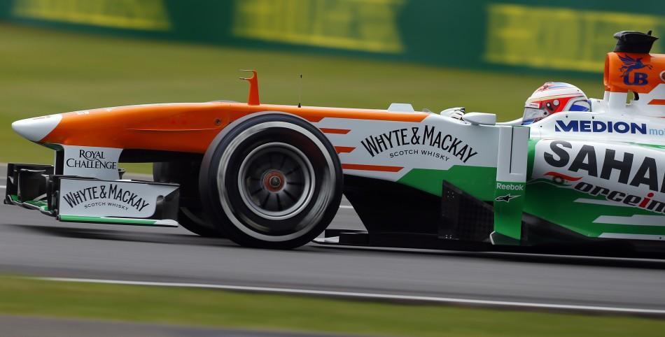 Paul di Resta [Force India]