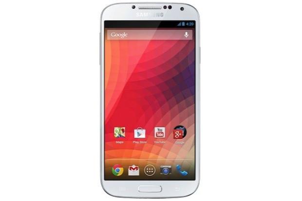 Samsung Galaxy S4 Google Edition (Courtesy: engadget.com)