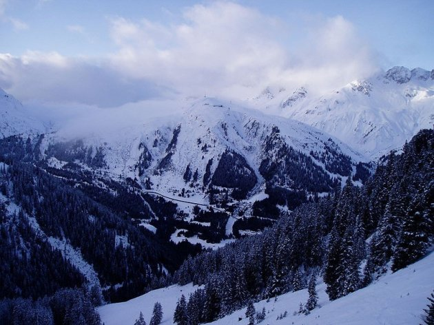 A British climber has died after plunging over 200 metres in the Austrian Alps
