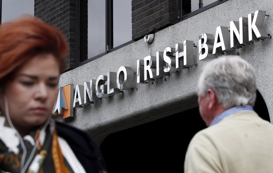 Merrill Lynch wanted the Irish government to shut down the bank