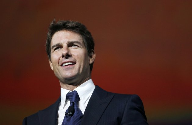 Cher says Tom Cruise was in her 'top five' best lovers/REUTERS