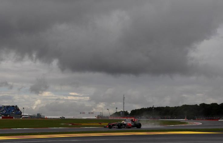 2013 Formula 1 British Grand Prix at Silverstone