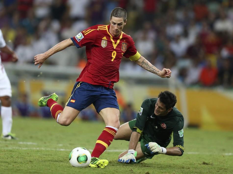 Fernando Torres (L)