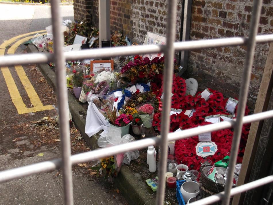 Woolwich memorial