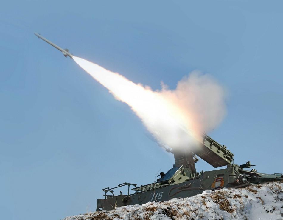 North Korea deploys rocket launchers near South Korea border