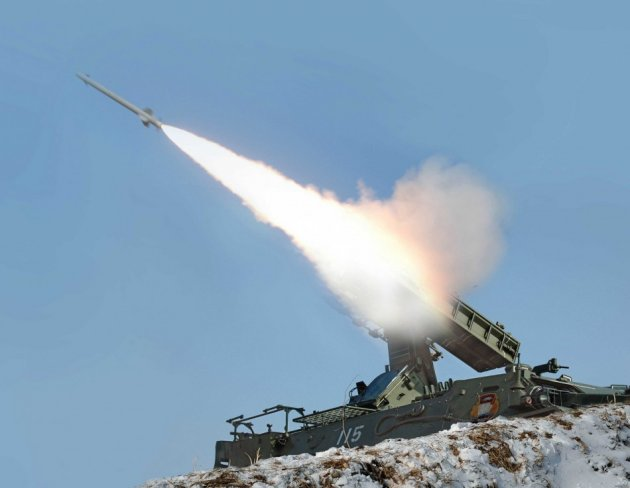 North Korea deploys rocket launchers near South Korea border