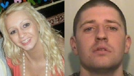 Police want to speak to Michael Cope (R) in connection with Linzi Ashton's murder (GMP)