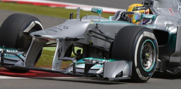 Nico Rosberg [Mercedes F1]