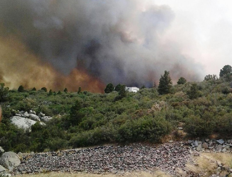 Firefighters killed in Arizona wildfire