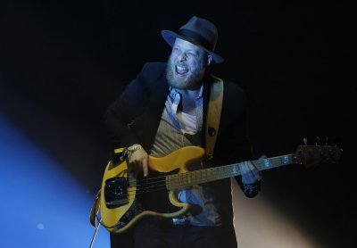 Bassist Ted Dwane of Mumford  Sons