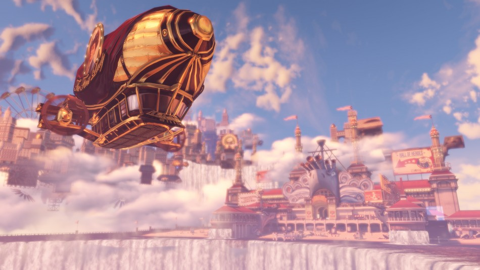 BioShock Infinite (Courtesy: www.bioshockinfinite.com)