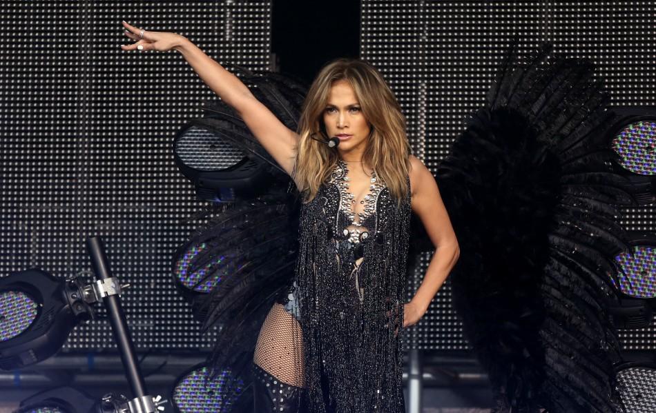 Jennifer Lopez in Turkmenistan