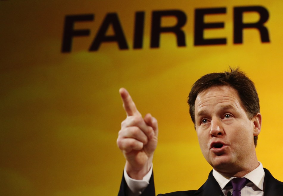 Clegg would turn pay rise by IPSA