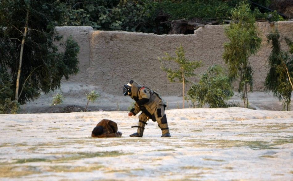 Afghan Hurt Locker