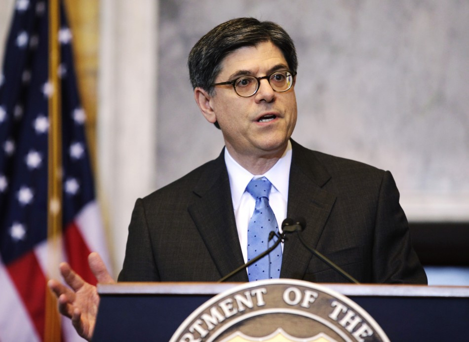jack lew china cyber theft