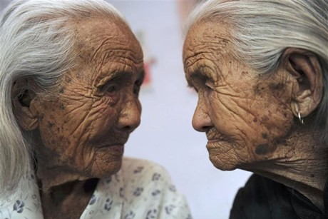 Law forces China's youth to care for elderly parents