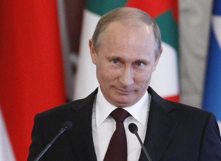 Putin Snowden