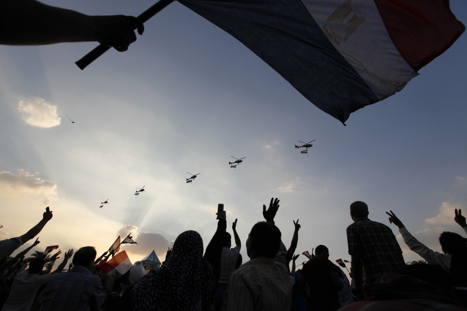 Egyptian president snubs army