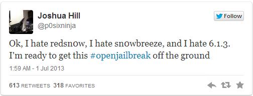 iOS 7 Jailbreak: P0sixninja Reveals Plans for Open Source Jailbreak Repository