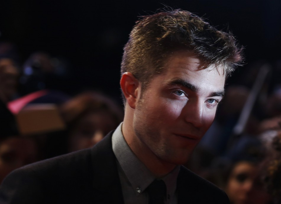 Robert Pattinson dating Riley Keough/REUTERS