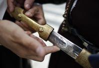 A sword