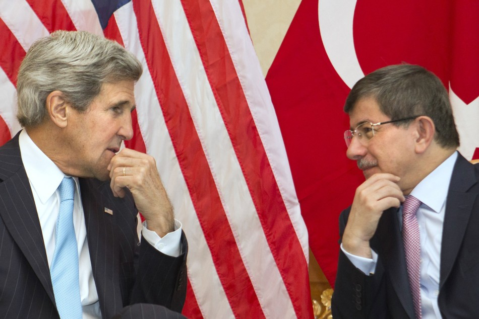 Turkey and Japan demand explanation from Washington
