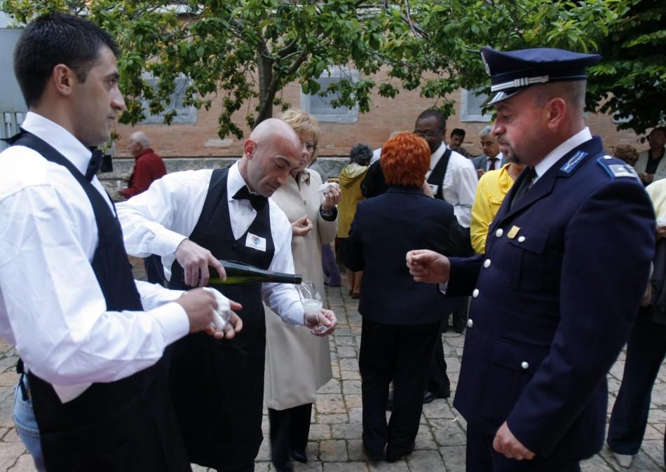 Prosecco police
