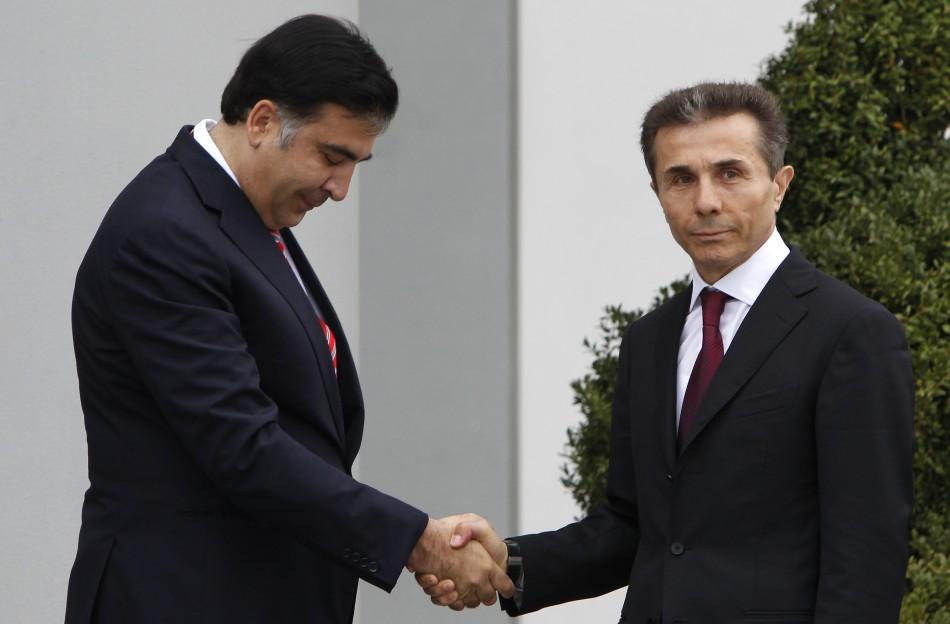 Saakashvili Ivanishvili
