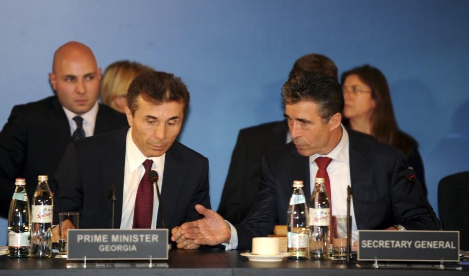 NATO Ivanishvili