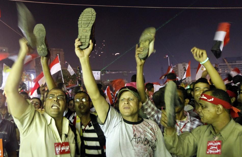 Egypt's Morsi to take on army