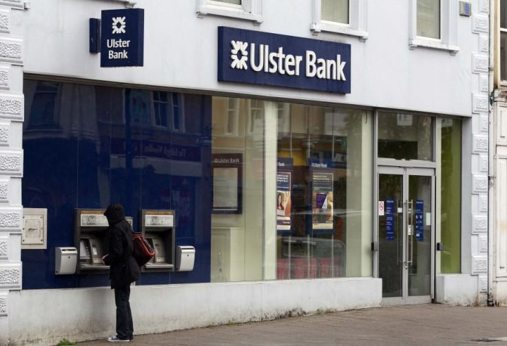 Ulster Bank in Coleraine, Northern Ireland