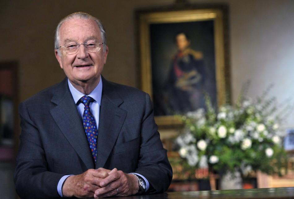King Albert II of Belgium abdicates