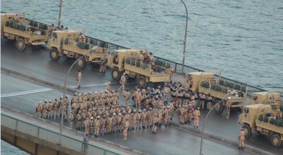 Cairo army