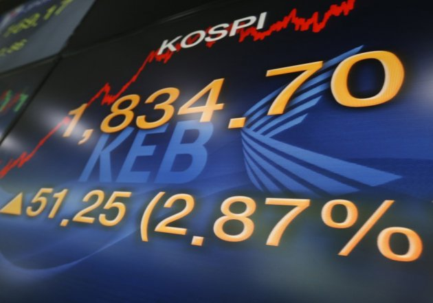 Positive US data lifts some Asian markets on 4 July