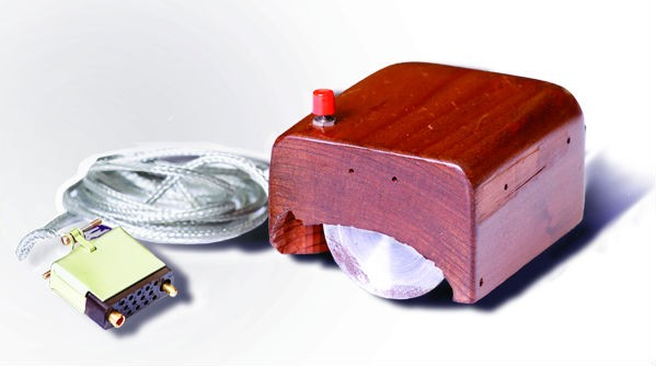 World's First Mouse