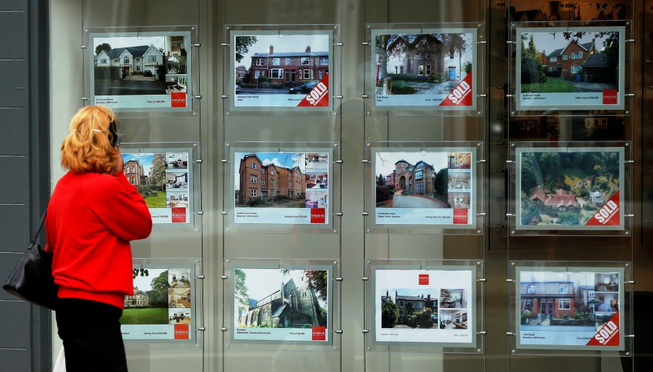 British house prices rose 3.7% in the second quarter