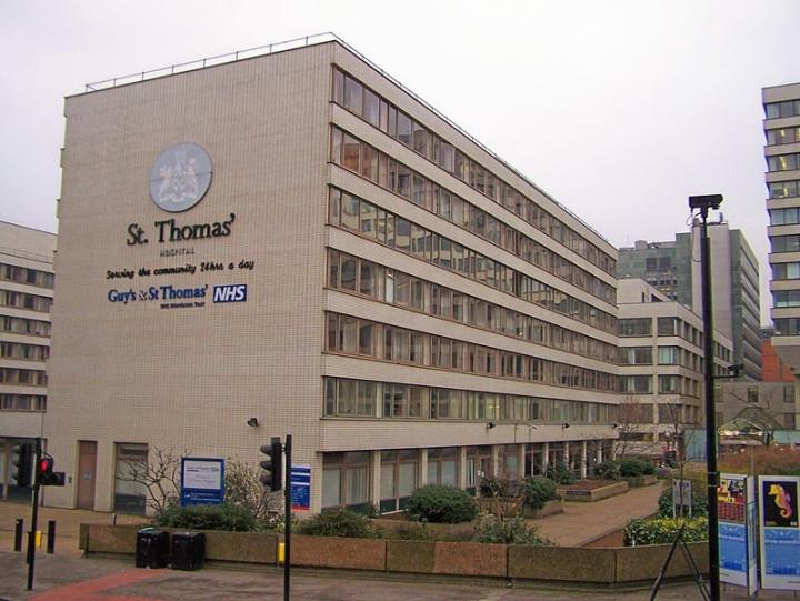 St Thomas' Hospital